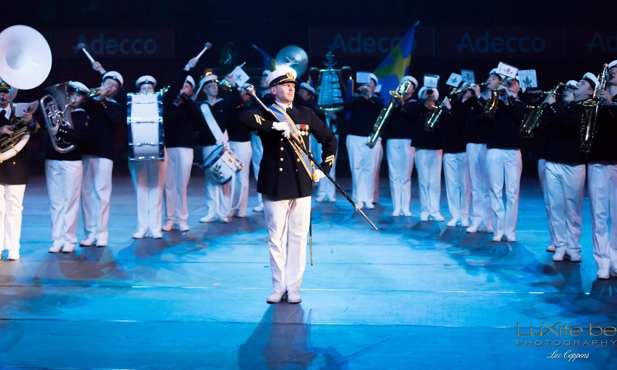 Marinens Ungdomsmusikkår Kronan