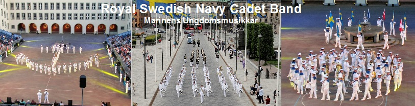 The Royal Swedish Navy Cadet Band